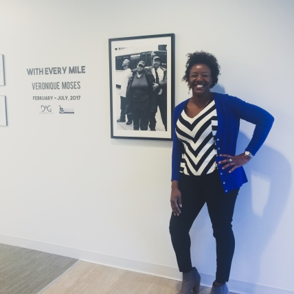 'With Every Mile' Artist in Residence Exhibit with DAG-TCF Foundation