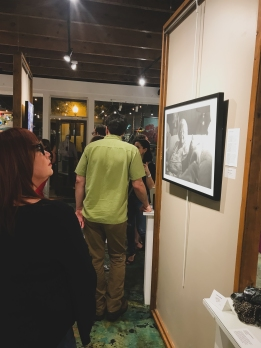 Ciel Gallery 'I Spy' Exhibit Opening